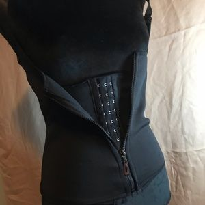 Other - Waist trainer corset and vest size L